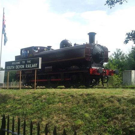 Staverton, UK: photo2.jpg
