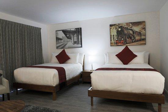 Armonik Suites, hoteles en Ciudad de México