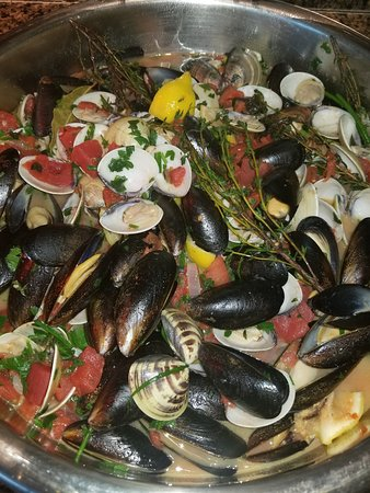 fresh shellfish every friday saturday at the seafood buffet rh tripadvisor com Best Seafood Buffet Fried Seafood Buffet