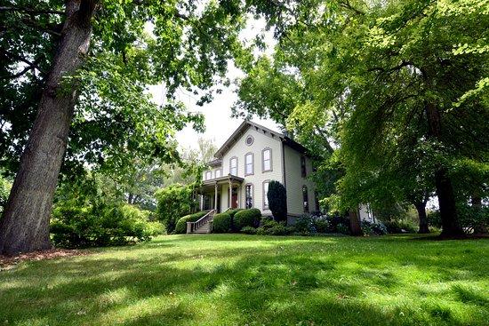 Bush House Museum