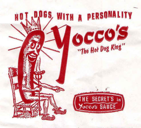 Trexlertown, PA: Yocco, the Hot Dog King