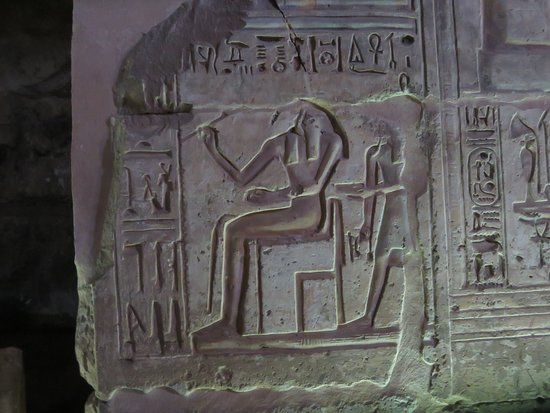 神廟內壁畫二