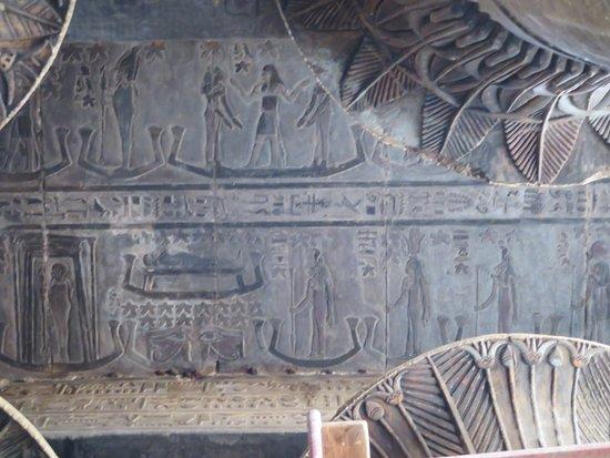 Isna, Egypt: 天體運行圖四