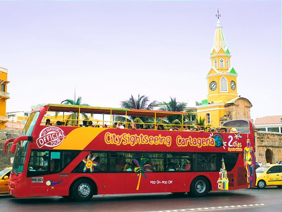 Citysightseeing Cartagena