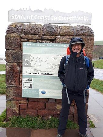 North Yorkshire, UK: The Start