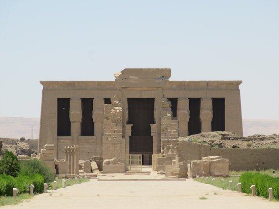 Dendera, Egito: 丹達拉神廟外觀