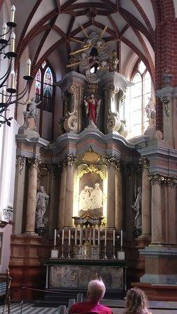كنيسة سانت أني صورة فوتوغرافية