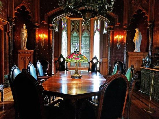 Lyndhurst Mansion Dining Room Picture Of Lyndhurst Tarrytown