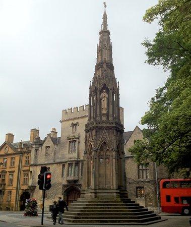 Martyrs' Memorial i Oxford