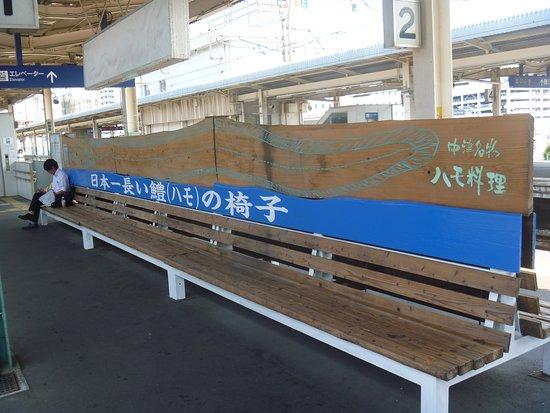 Nihonichi Nagai Hamo no Isu