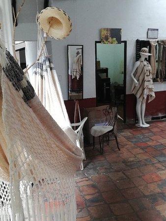 Charala, Kolumbien: Museo del Algodon y el Lienzo de la Tierra