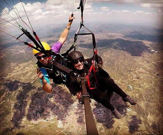 Cebreros, Spain: Preciosas vistas a gran altura