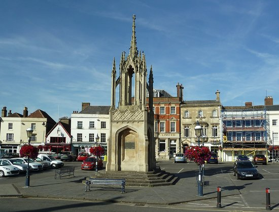 The Market Cross i Devizes