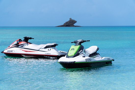 Best Jetski Tour in Antigua - Review of Real Paradise Jet