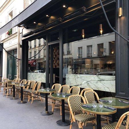 Restaurant Anima Paris