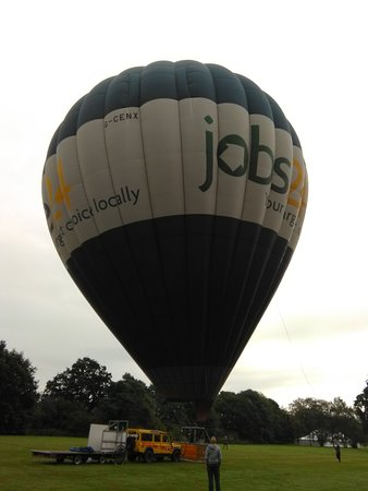 Broadland Balloon Flights Norwich