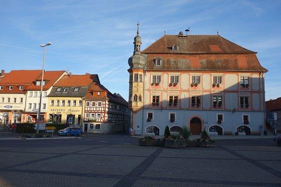 Bad Konigshofen, Germany: Rathaus