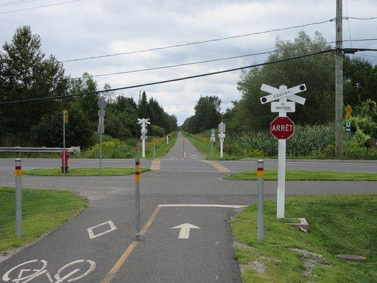 Waterloo, Kanada: La qualité des pistes est exceptionnelle.