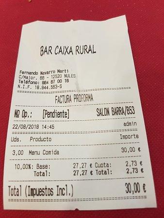 Nules, สเปน: 20180822_144849_large.jpg