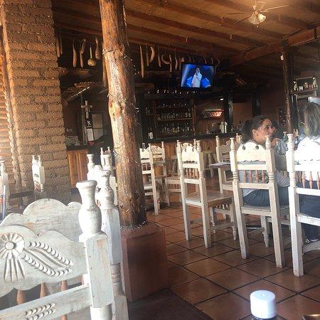 Casas Grandes, المكسيك: El Mesón del Kiote