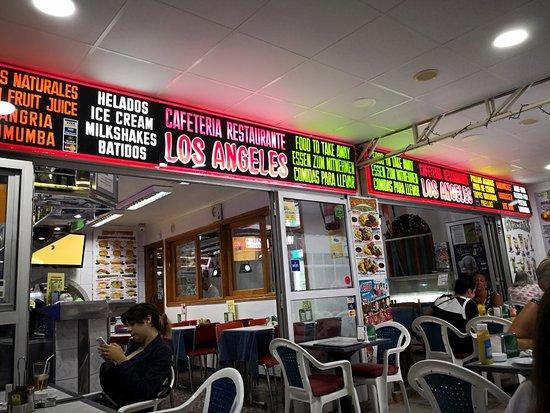 imagen Restaurante Los Angeles en San Bartolomé de Tirajana