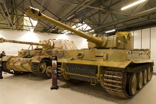 WW2 German tanks - Picture of The Tank Museum, Bovington - TripAdvisor