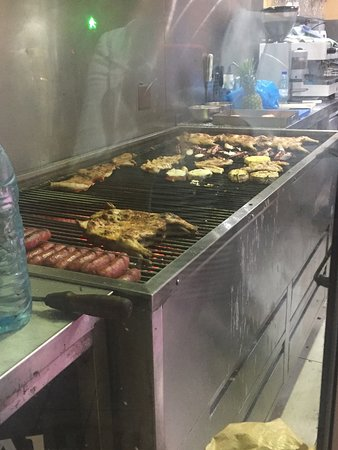 ristorante Casa Paraiso  2 Porto: BBQ