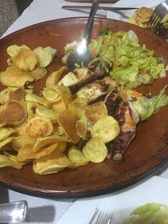 ristorante Casa Paraiso  2 Porto: Main dish