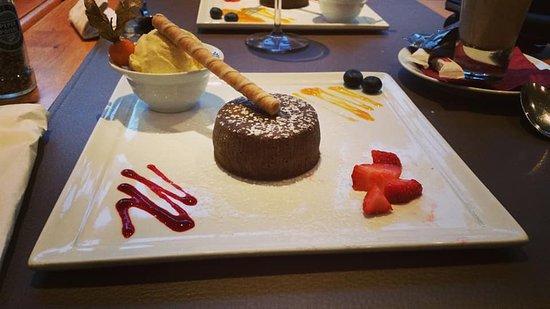 Duffel, بلجيكا: dessert