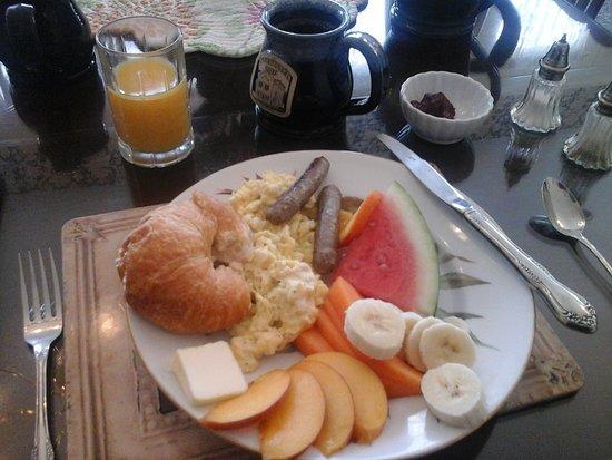Sheboygan Falls, WI: Breakfast