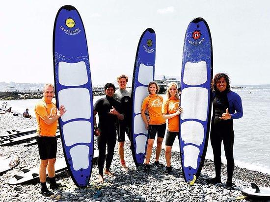 Peru Sobre Olas Surf School
