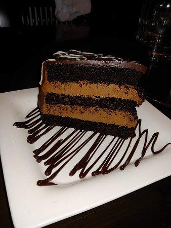 Washington, IA: Chocolate Kaluha Cake