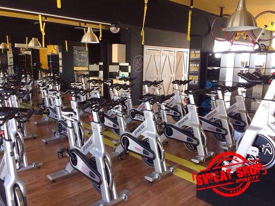 SpinCity Fitness Studio