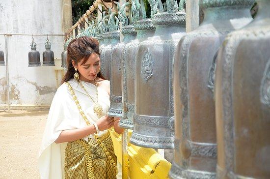 Wat Khao Takiap: Giants bells