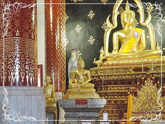 Wat Phra Bat Ming Mueang Worawiharn