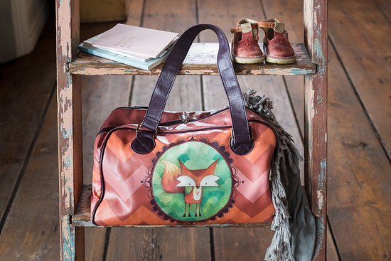 chaussures de sport 5b19f ca2f6 Sac de voyage Renard - Bowler bag Fox - Picture of Ketto ...
