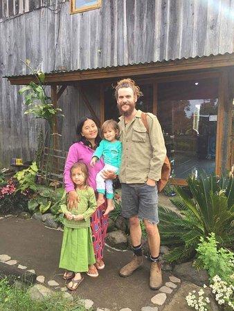 Kayu Aro, Indonesia: See you again...