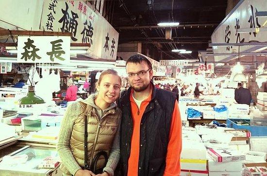 東京の築地魚市場での寿司マフィアのインサイダーツアー