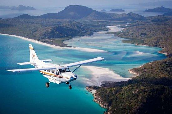 Premium Whitsundays Scenic Flight and...