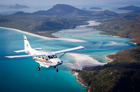 Express Whitsundays Scenic Flight and...