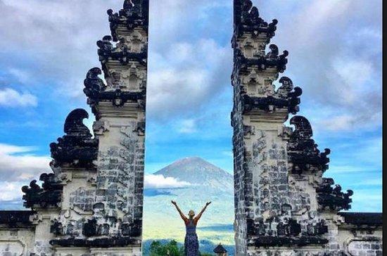 Bali magnifique billet d'entrée de 3...