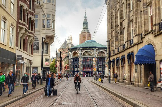 Den Haag Wie ein Einheimischer...