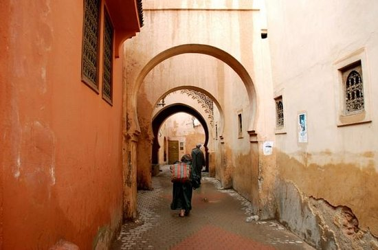 Medina of Marrakesh guided tour