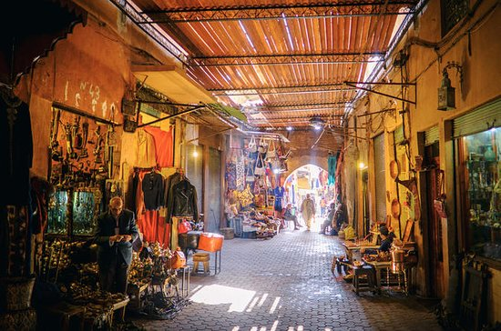MEDINA DE MARRAKESH SHOPPING TOUR
