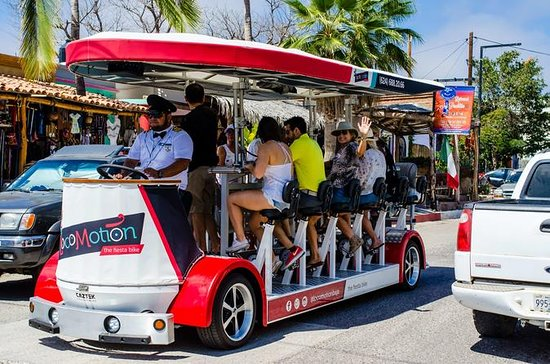 City Tour Fiesta Bike en Todos Santos