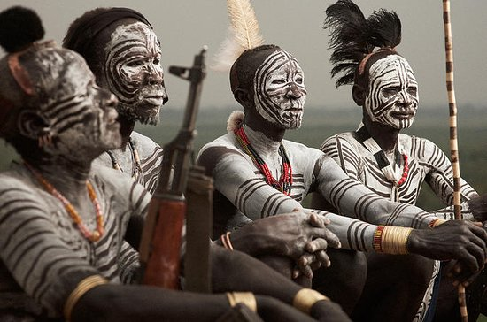 8 Days Omo Valley Tribe Tours