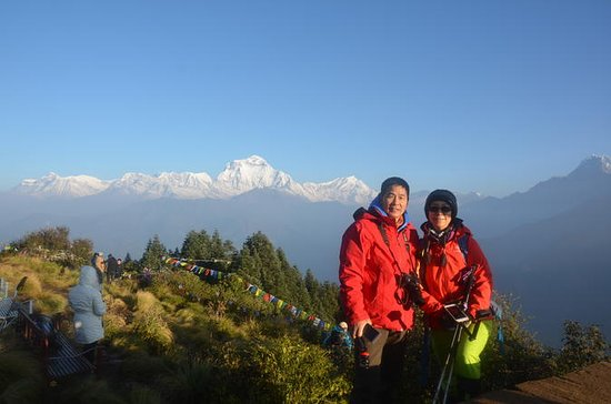 Nepal Short Trek de Nayapul a Poonhill