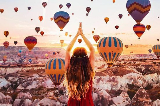 Cappadocia Express Package From Istanbul by Flight