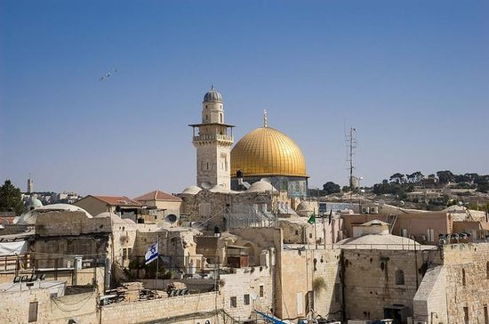 Holy Jerusalem Full Day Tour