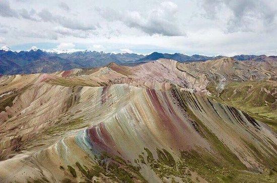 Excursión a la montaña Palcoyo Rainbow